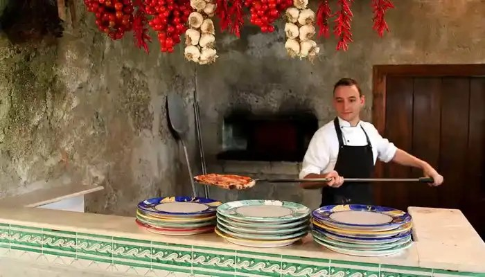 Rugby Tours to Parma Italy - Pizza Making