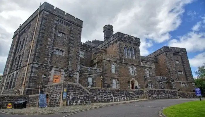 Stirling Old Town Jail - Irish Rugby Tours, Rugby Tours To Stirling