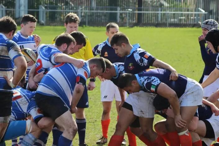 United States Coast Guard Academy Ireland Rugby Tour