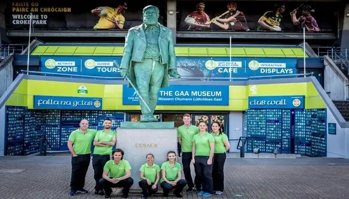 Croke Park - Irish Rugby Tours To Ireland, Rugby Tours To Dublin