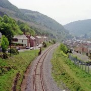 Newport Railway Line - Irish Rugby Tours, Rugby Tours To Newport