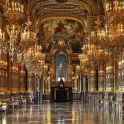 Paris Opera House - Irish Rugby Tours, Rugby Tours To Paris