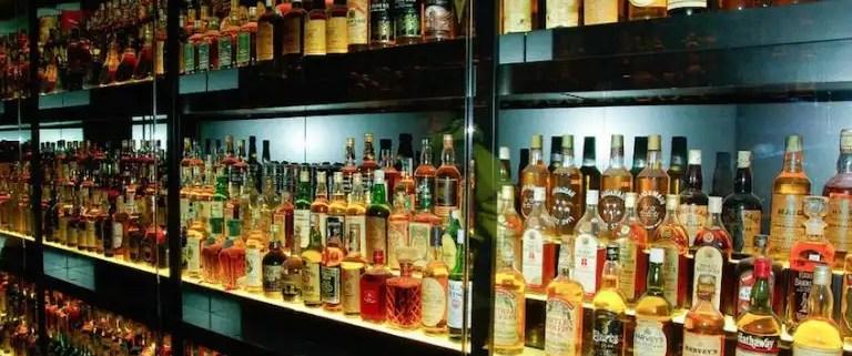 Whisky Experience - Irish Rugby Tours To Edinburgh