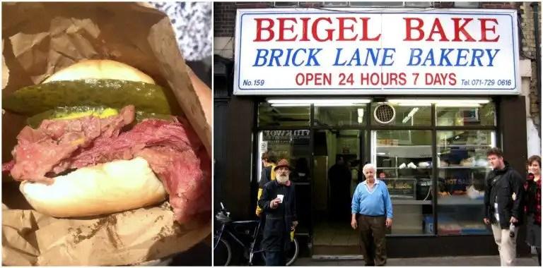 Have a Beigel Bake