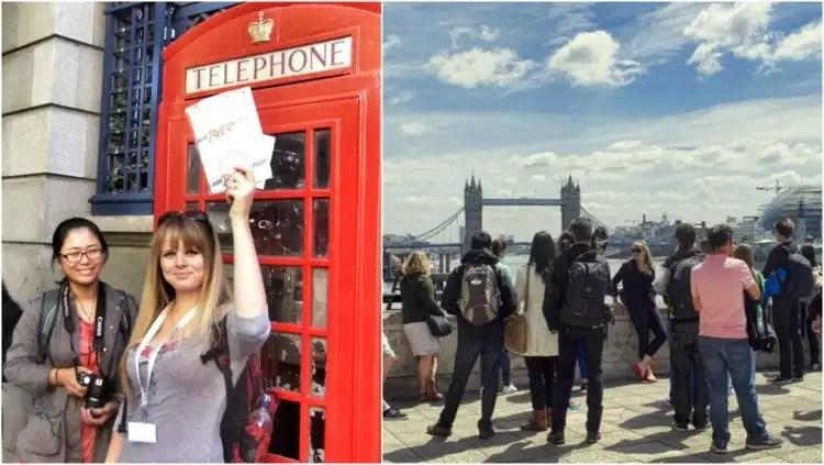 Free Walking Tour of London