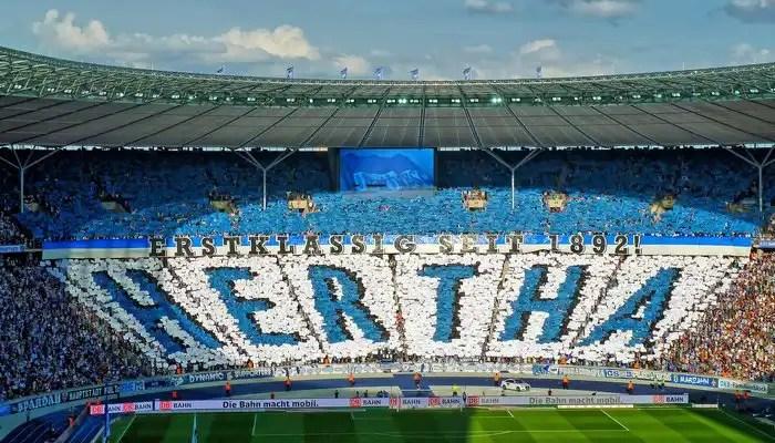 Hertha Berlin Stadium - Irish Rugby Tours, Rugby Tours To Berlin