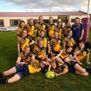Basingstoke U15 Girls At Enniskillen RFC - Irish Rugby Tours
