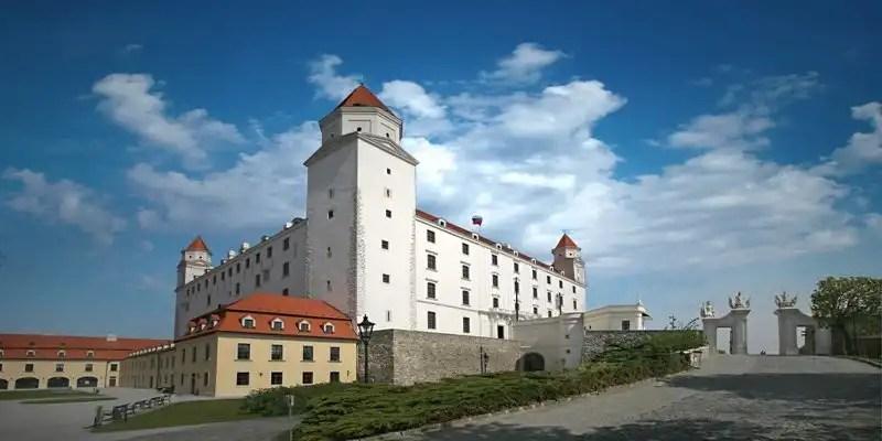 Bratislava Castle - Irish Rugby Tours To Slovakia, Rugby Tours To Bratislava, Irish Rugby Tours To Bratislava, Women's Rugby Tours To Bratislava