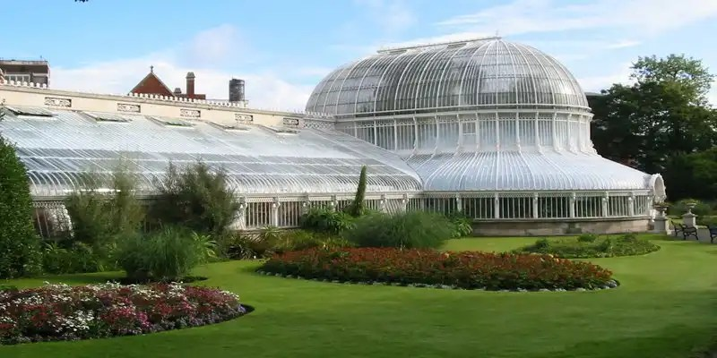 Palm House Botanic Gardens - Irish Rugby Tours, rugby Tours To Belfast