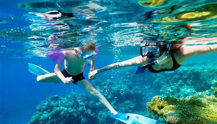 Snorkeling - Rugby Tours To Salou