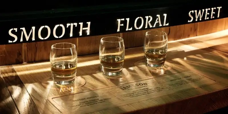Jameson Distillery - Irish Rugby Tours, Rugby Tours To Dublin