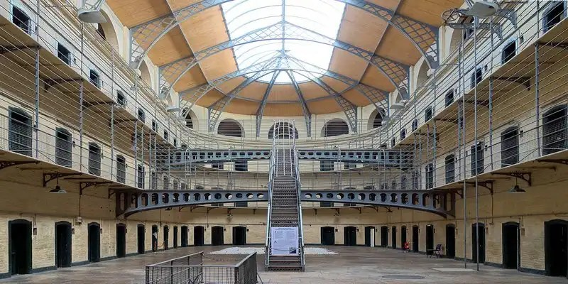 Kilmainham Gaol - Irish Rugby Tours, Rugby Tours