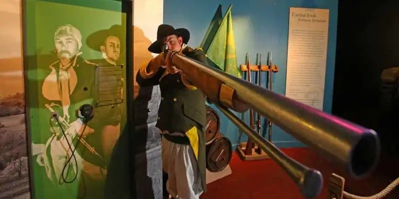 National 1798 Rebellion Centre - Irish Rugby Tours, Rugby Tours To Wexford