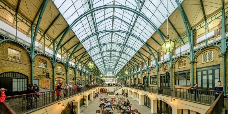 Covent Garden - Londons' Fantastic Freebies, Irish Rugby Tours