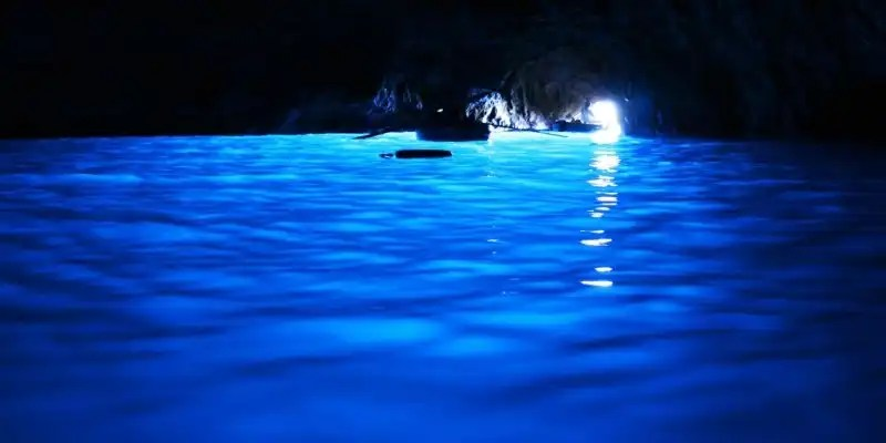 Blue Grotto Capri - Irish Rugby Tours, Rugby Tours To Italy