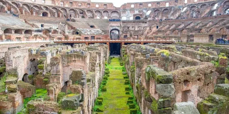 Colosseum - Irish Rugby Tours, Rugby Tours To Italy