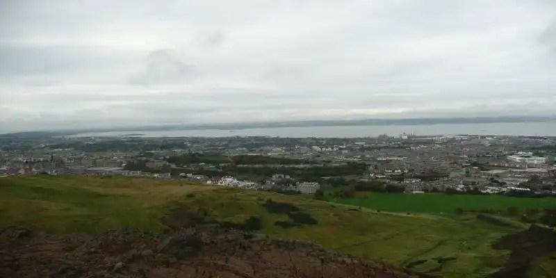 Holyrood Park - Electric Edinburgh, Irish Rugby Tours, Rugby Tours To Edinburgh