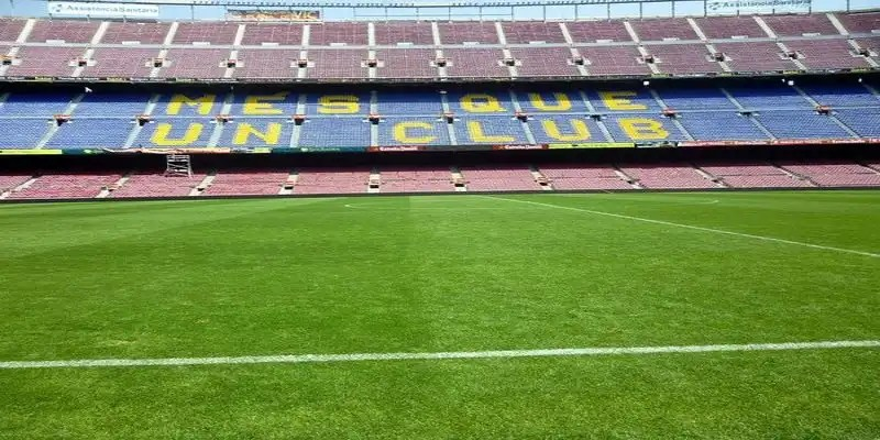 Nou Camp Stadium - Spectacular Spain, Irish Rugby Tours, Rugby Tours To Spain