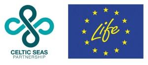 Celtic Seas Partnership and Life logo
