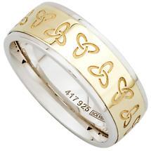 Irish And Celtic Wedding Ring Sets