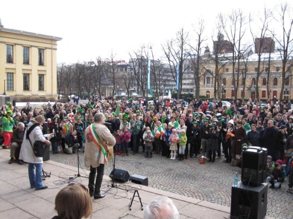 Norwegian Irish Society