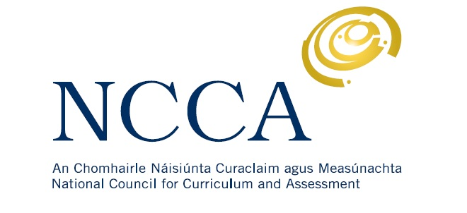The NCCA logo. This company has set out the draft for Computer Science to be taught in secondary schools in Ireland.