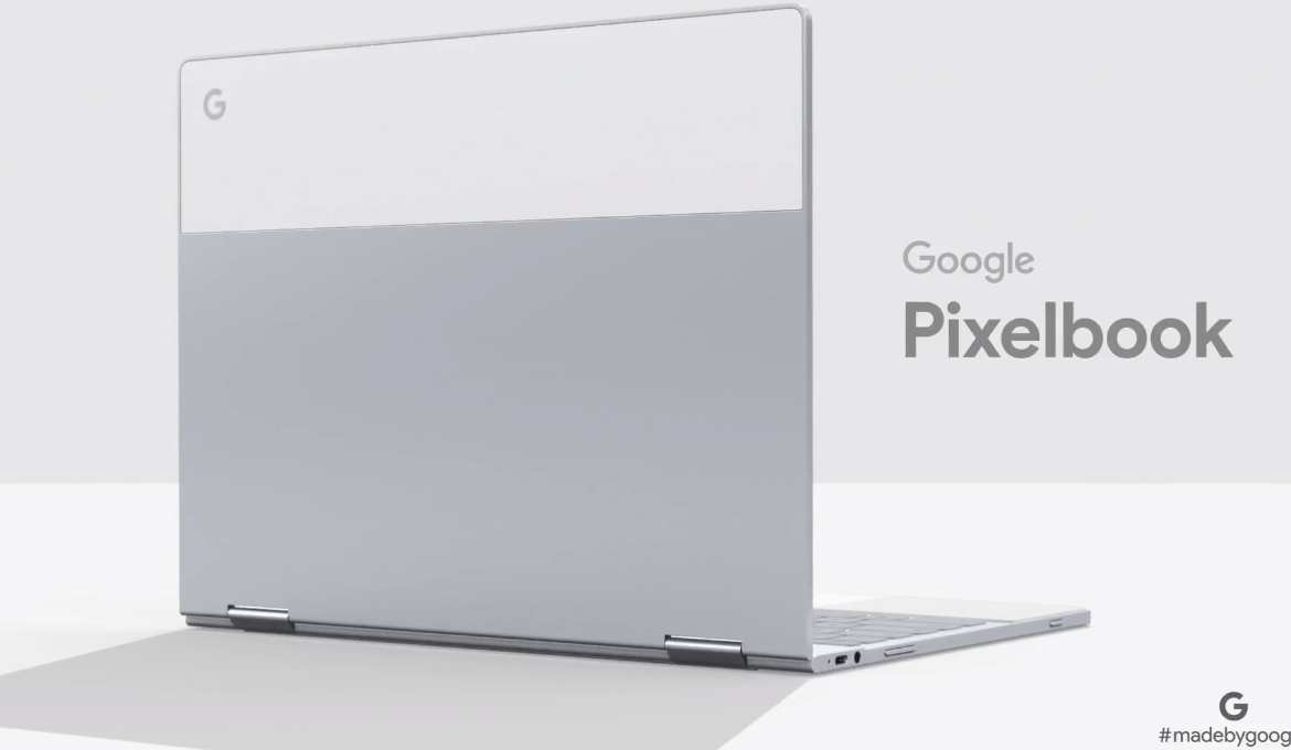 Last year's Pixelbook may resemble the Pixelbook 2018.