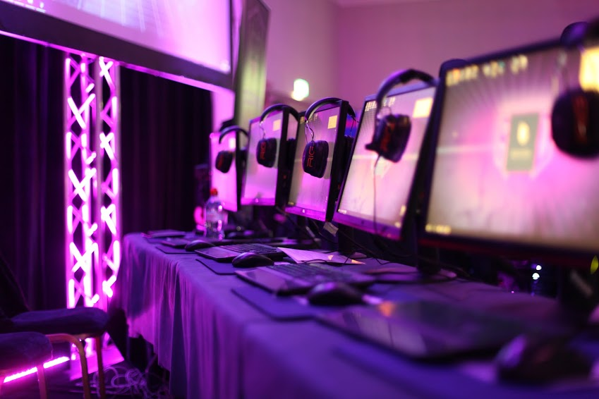 RAID LAN 2018, the company which will operate the esports side of events at Dublin Games Festival.