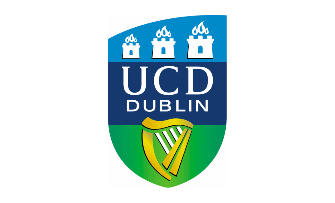 UCD Logo. UCD may not be distrubiting the Student Leap Card this September.