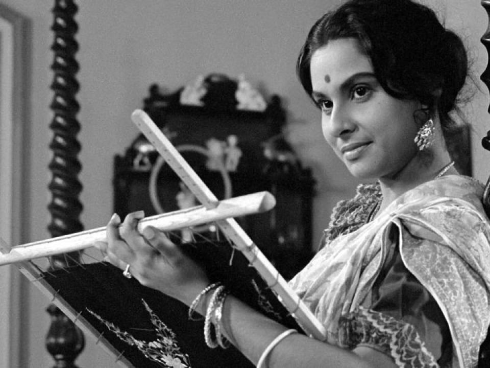 Charulata (The Lonely Wife)