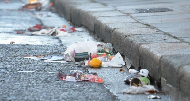 Image result for The cleanest (and the most littered) parts of Ireland