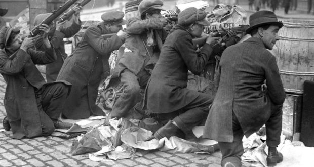 Image result for easter rising