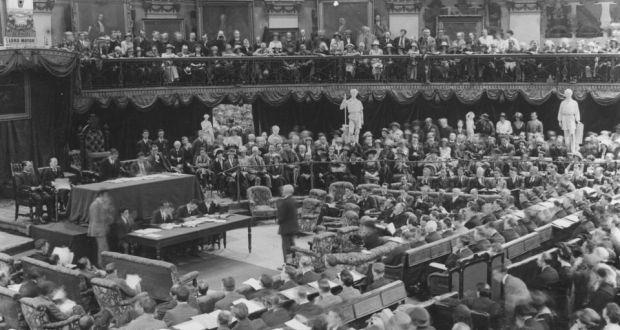 Dáil Éireann, 1921