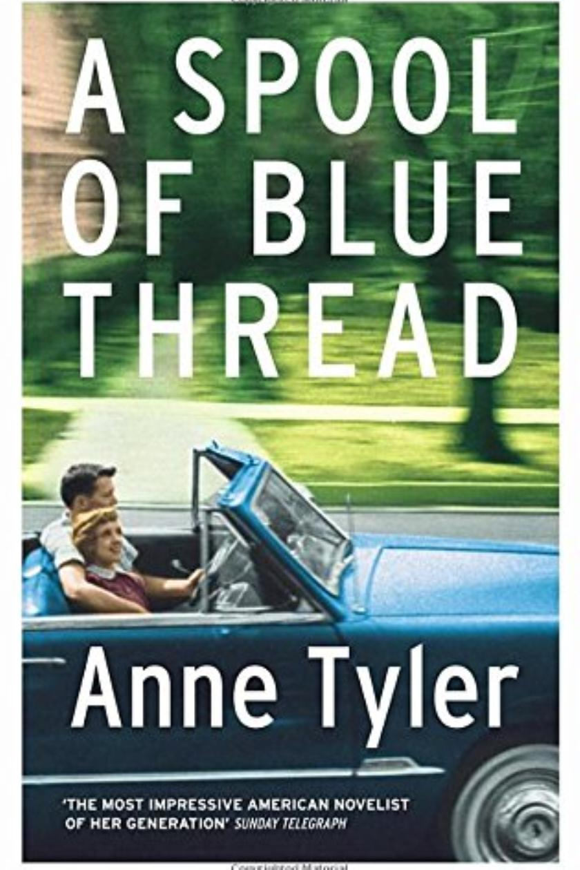 Image result for a spool of blue thread
