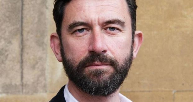 """Paul McVeigh: """"When I finish a book I want it to look like it's been through an experience with me. I also like to write in books – I know, sacrilegious to some people, but for me, I love underlining a sentence or asking a question. I feel like I'm having a conversation with the book, engaging with it, sometimes the character, sometimes the author"""""""