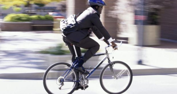 'The bicycle is rightly recognised as a core part of the solution to the multiple problems generated by car use. Photograph: Getty Images