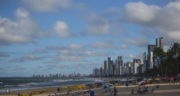 Recife: revival of interest in its Jewish past is part of a still-emerging change in Brazil since the return of democracy in the 1980s