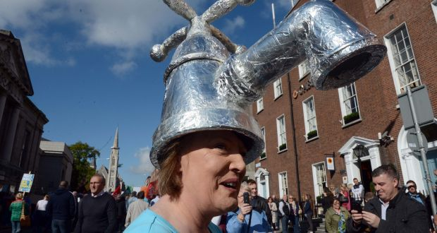 'We need a left based on principled opposition to austerity and oppression'. Photograph: Eric Luke / The Irish Times