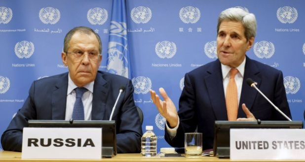 U.S., Russia work to revive ceasefire in Syria