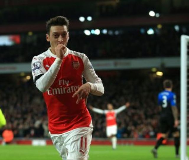 Mesut Ozil Without A Doubt Mesut Has Been The Player Of This Season