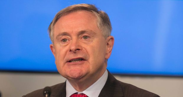Minister for Public Expenditure and Reform Brendan Howlin. Photograph: Gareth Chaney/Collins