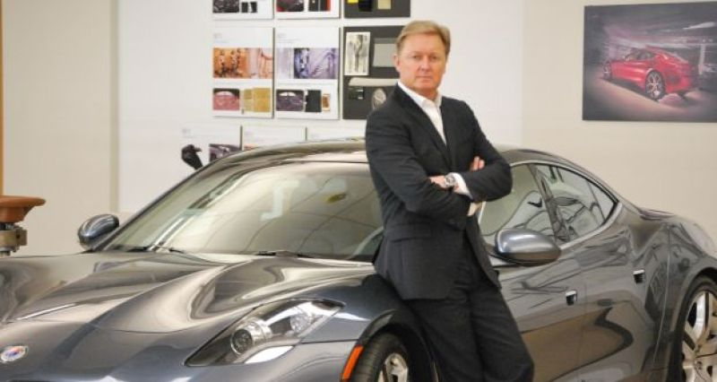 Image result for henrik fisker is launching another electric car company that feels very familiar