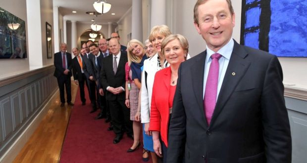 Image result for Irish Government Ministers