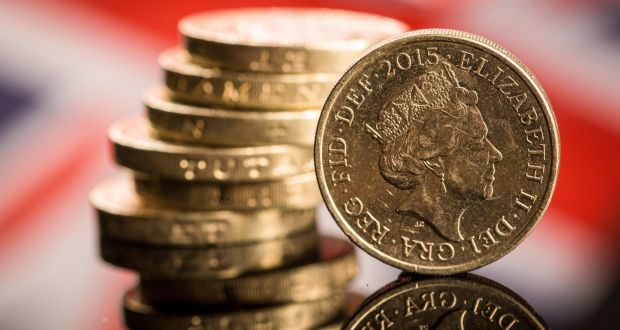Image result for Sterling slump less a problem for State than in past, Central Bank says