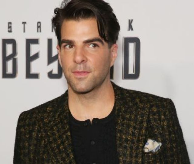 Zachary Quinto I Made That Decision To Go Public Because I Realised That We