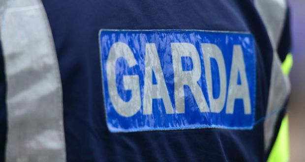 Gardaí have carried out a technical examination of the scene where the incident occurred, said to be the man's family home in south Dublin. Photograph: Bryan O'Brien / The Irish Times
