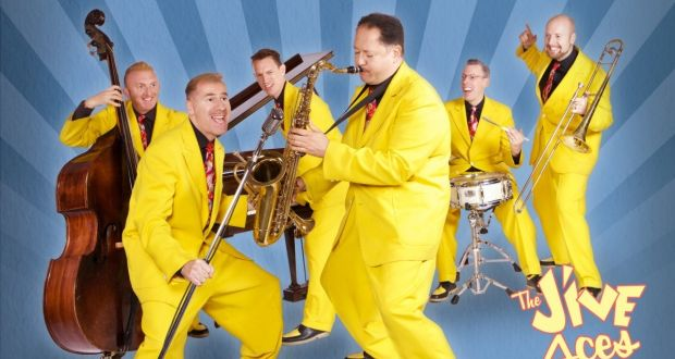 British swing band The Jive Aces, who are Scientologists, toured Ireland in summer with the Truth About Drugs Campaign, a front organisation for the church.