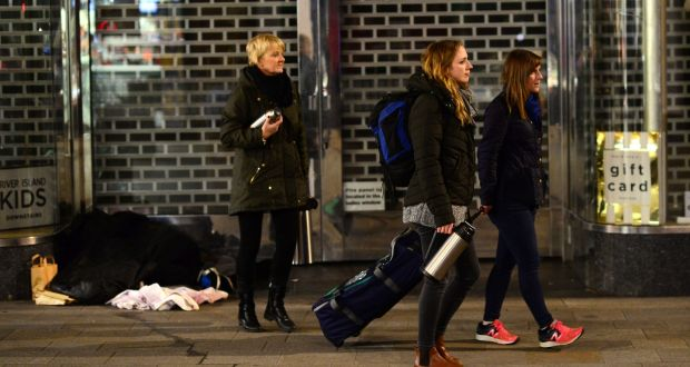 Image result for The invisible people of Ireland who live very public lives on our streets