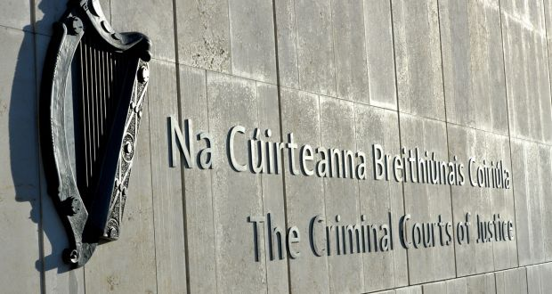 Dublin Circuit Criminal Court, where Shoaib Hamid pleaded guilty to attacking a man outside of a mosque.