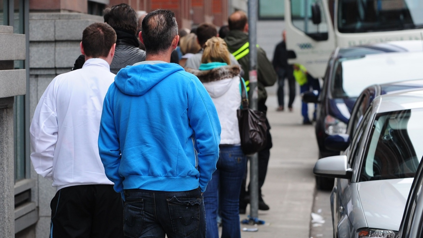 Image result for unemployment hits nine-year low in Ireland first quarter